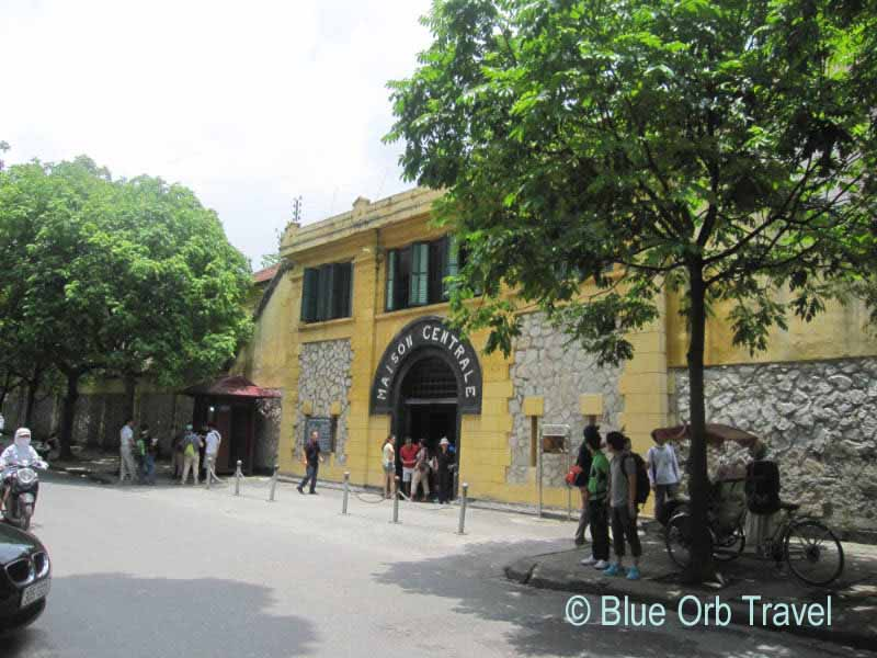 The Hanoi Hilton or Hoa Lo Prison