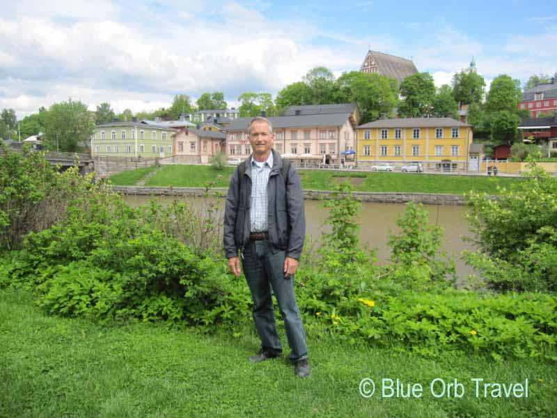 Porvoo, Finland, May 2013