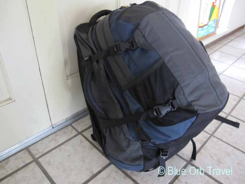 Fully Loaded Back Pack