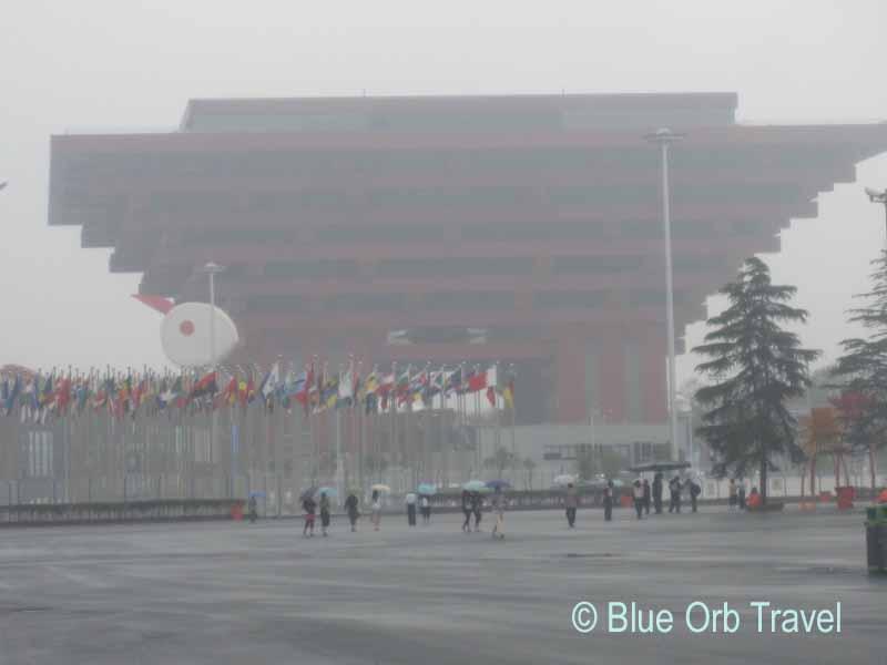 China Pavilion, Expo 2010