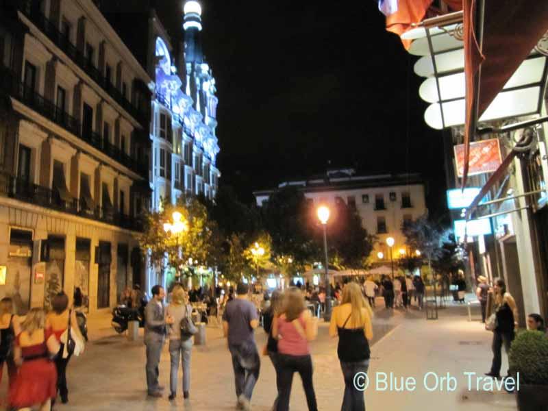 Madrid Night Life