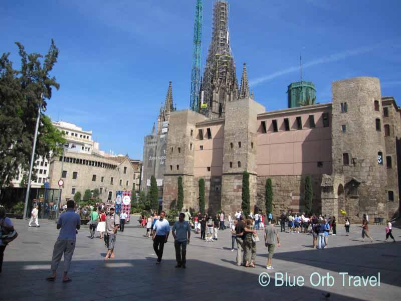 Barcelona Cathedral (La Seu)