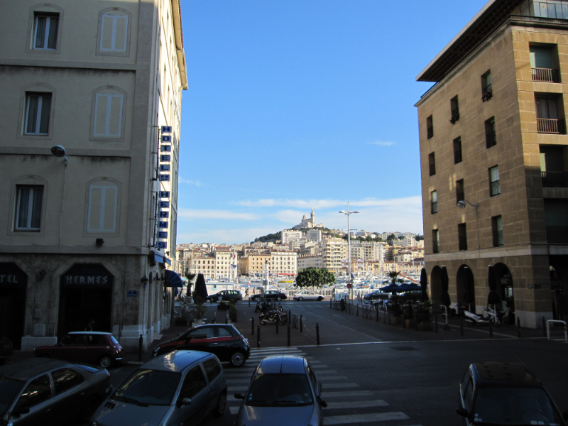 Hotel Hermes, Marseille, France