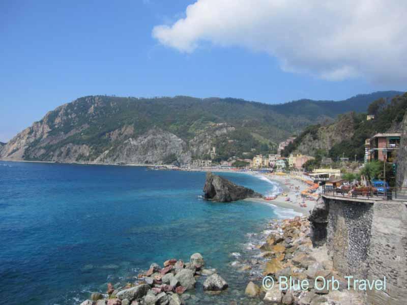 Monterosso, Italy on the Cinque Terre