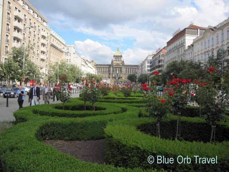 Wenceslas Square, Prague