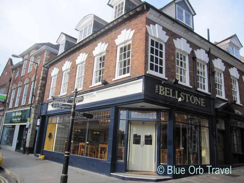 The Bellstone Hotel, Shrewsbury, England