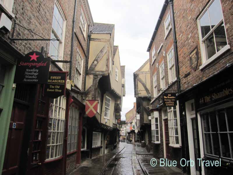 The Shambles, York, England