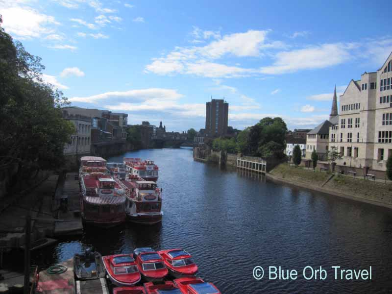 York on the River Ouse