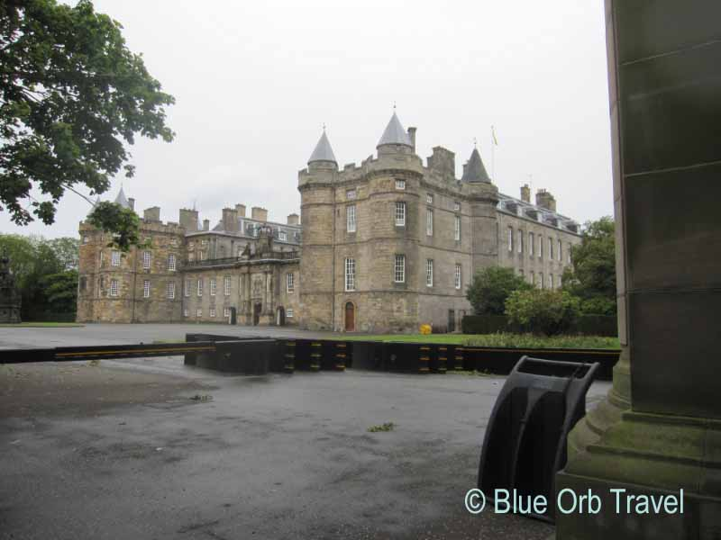 Holyrood Palace, Edinburgh, Scotland