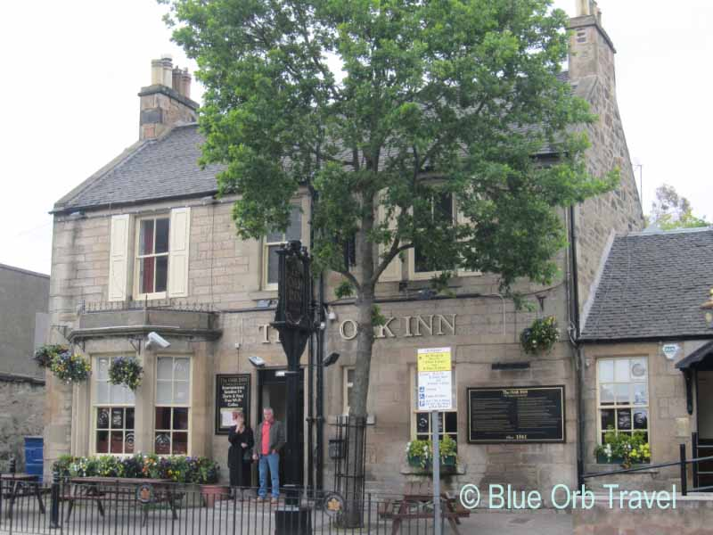The Oak Inn, Corstorphine