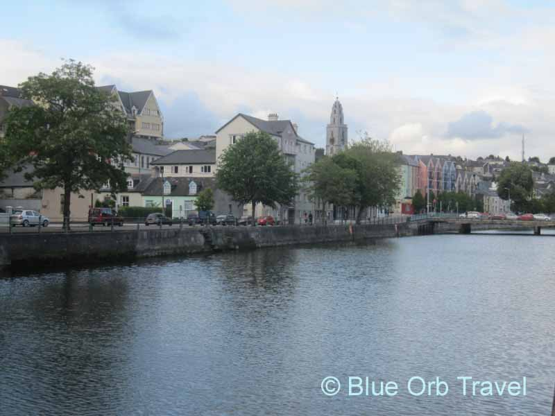 The Bells of Shandon Across the River Lee, Cork, Ireland