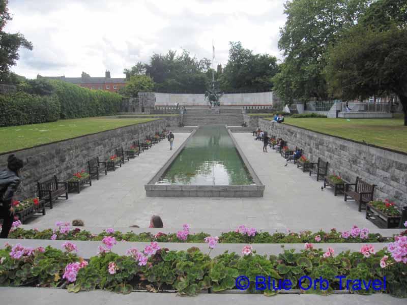 The Garden of Remembrance, Dublin, Ireland