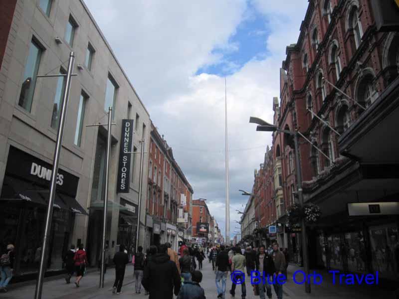 The Millennium Spire, Dublin, Ireland