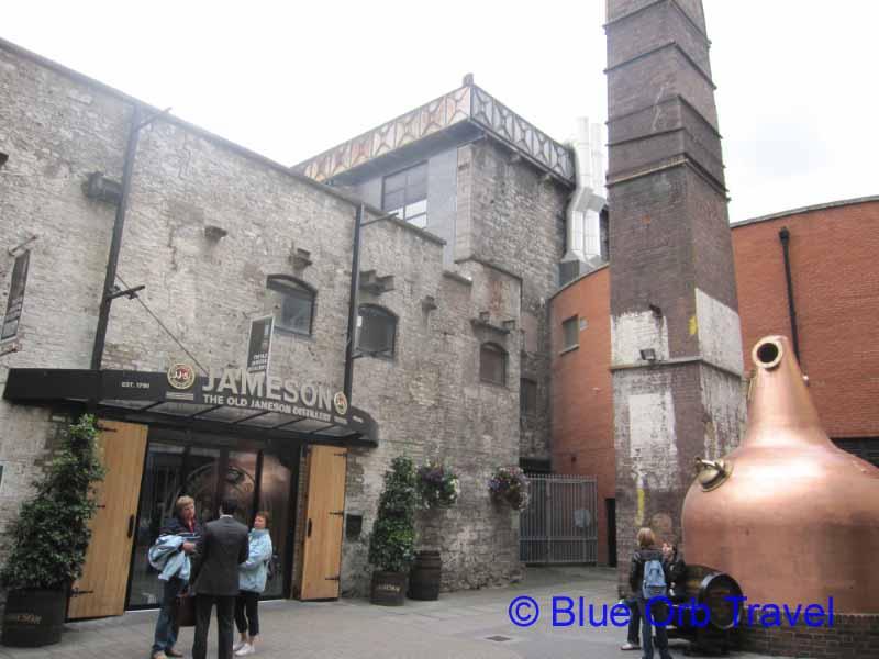 The Old Jameson Distillery, Dublin, Ireland