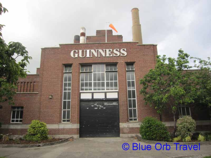 The Guinness Brewery, Dublin, Ireland