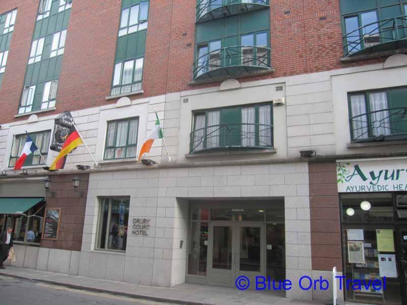 The Drury Court Hotel, Dublin, Ireland