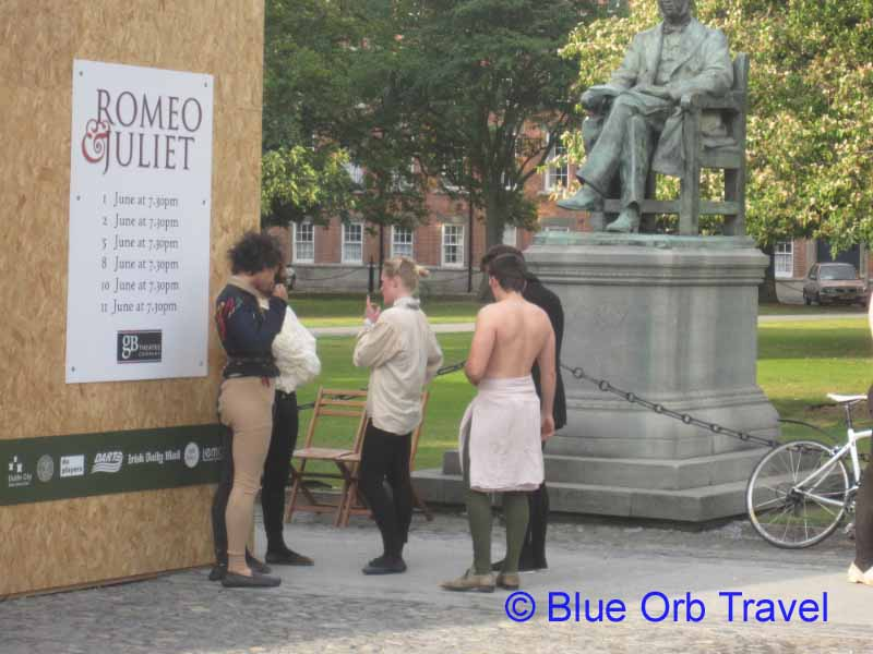 Shakespeare Players at Trinity College, Dublin