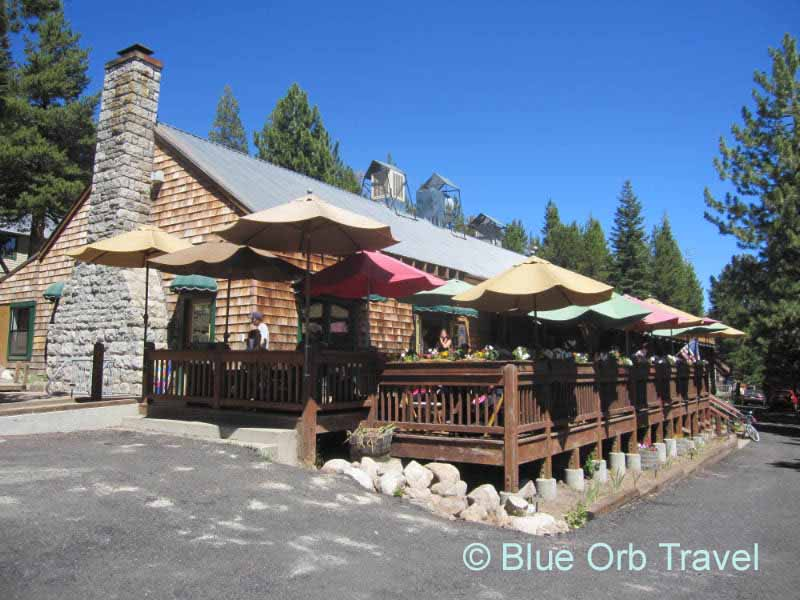 Lodge at Lake Alpine Resort, California