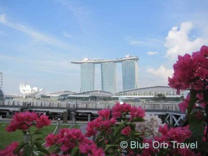 The Marina Bay Sands Resort, Singapore