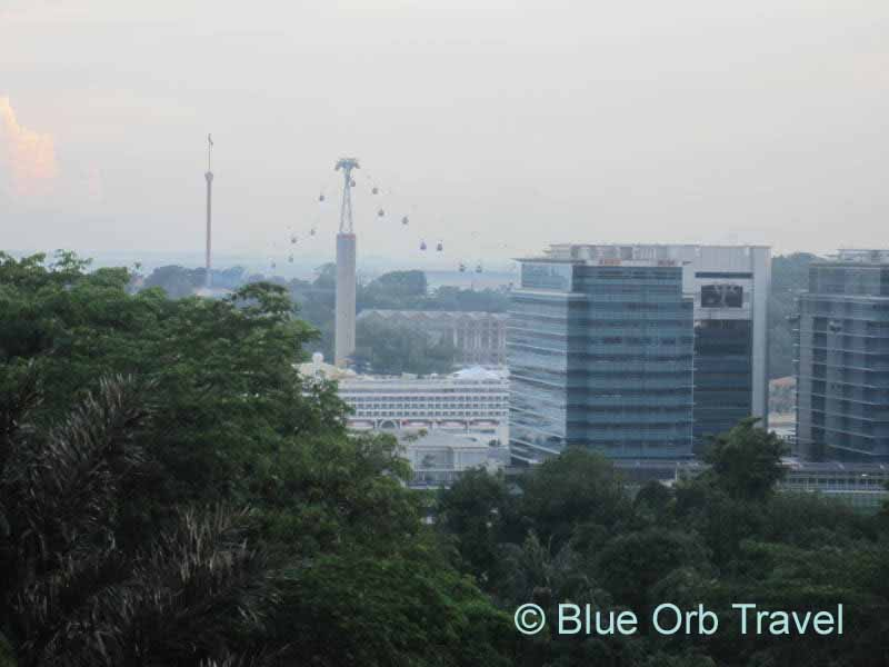 Cable Cars to Sentosa, Singapore