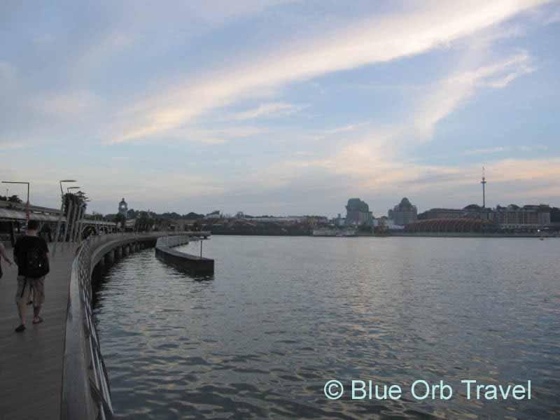 Sentosa Boardwalk, Singapore