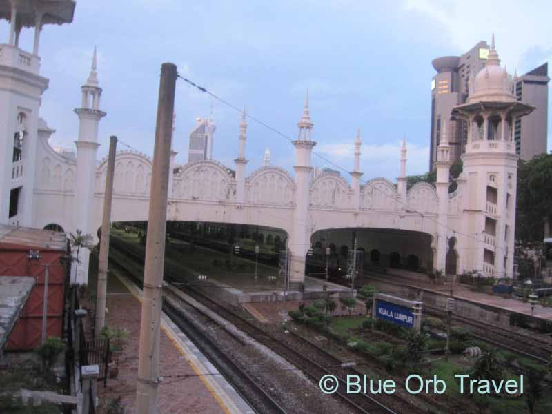 The Old Kuala Lumpur Railway Station