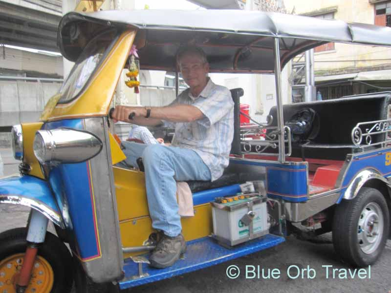 Watch Out for Wild Tuk-Tuk Drivers in Bangkok!