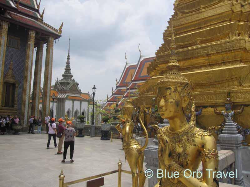 Inner Court at the Grand Palace, Bangkok, Thailand