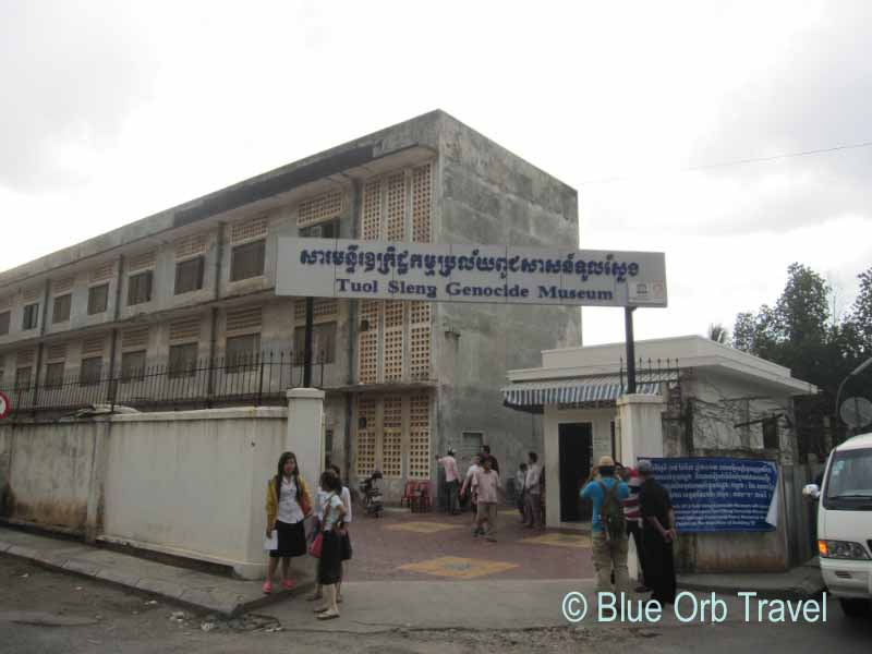 Tuol Sleng Prison Genocide Museum