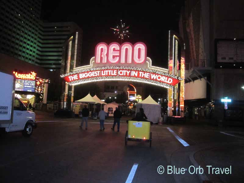 Reno, Nevada...The Biggest Little City in the World