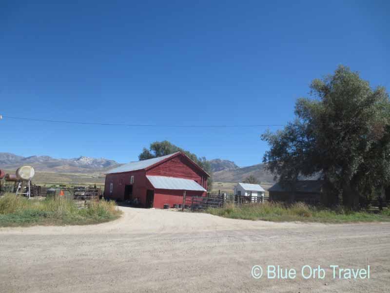 Ranch in Elko County, Nevada