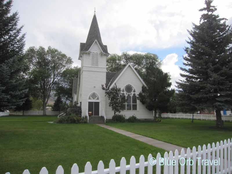 Little Church of the Crossroads, Lamoille, Nevada