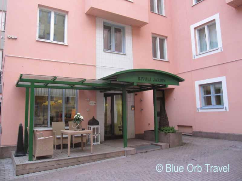Rivoli Jardin Hotel, Helsinki, Finland