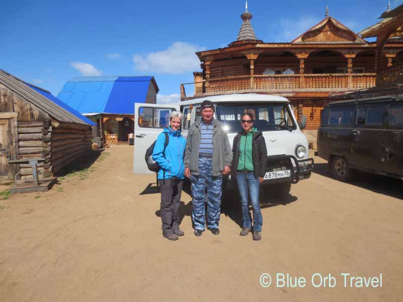 Olkhon Island Excursion