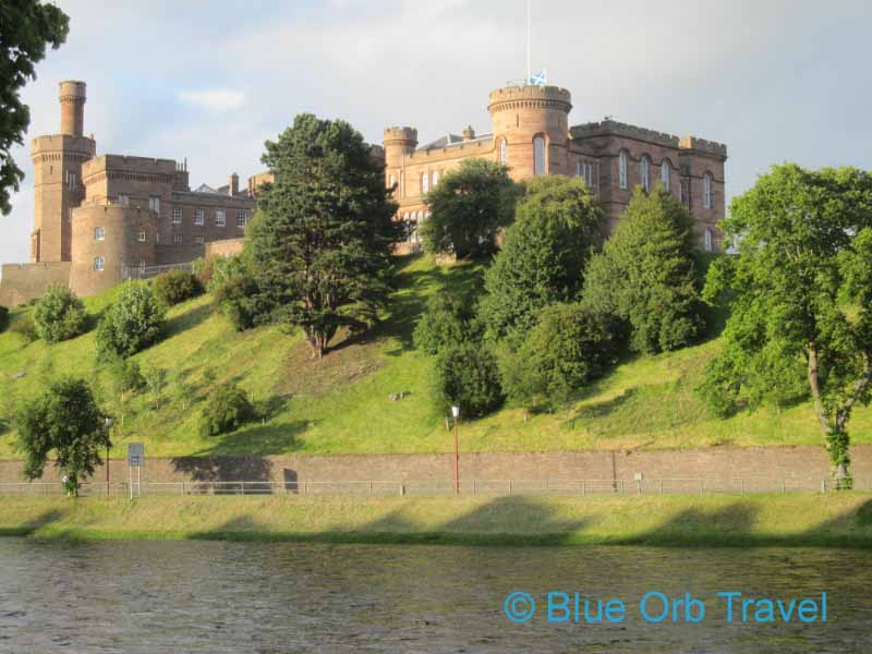 Inverness Castle, Inverness, Scotland