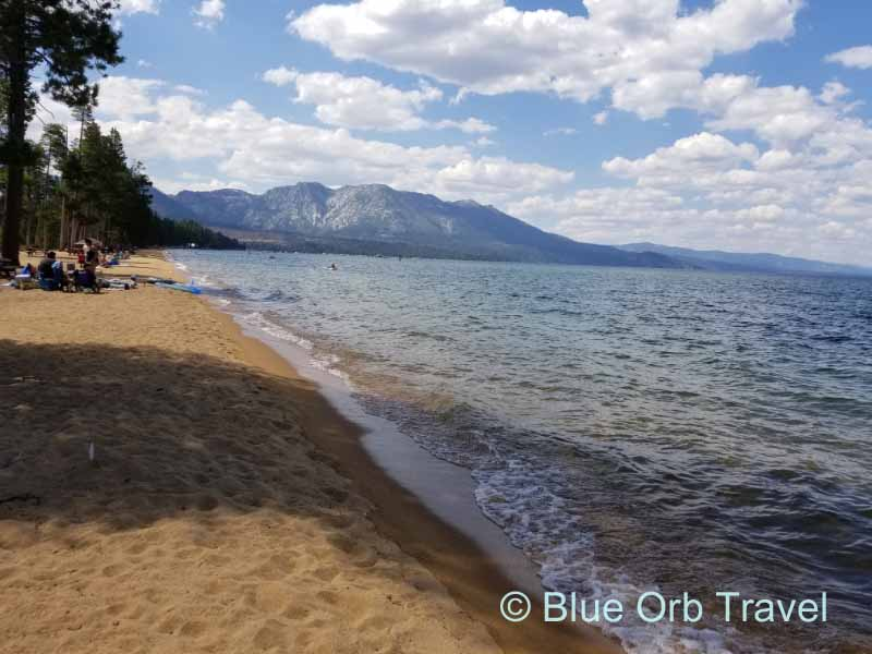 Pope Beach, South Lake Tahoe, California