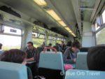 Train to Belfast, Ireland